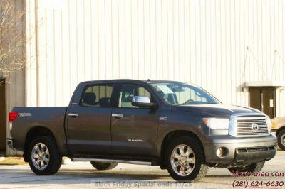 2011 Toyota Tundra 2WD Truck CrewMax 5.7L V8 6-Spd AT LTD
