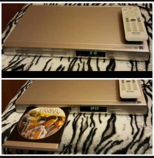 Phillip's DVD And CD Player