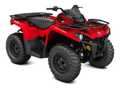 2018 Can-Am Outlander 570 Utility ATVs Elk Grove, CA