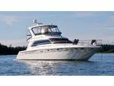 48' Sea Ray 480 Sedan Bridge 2000