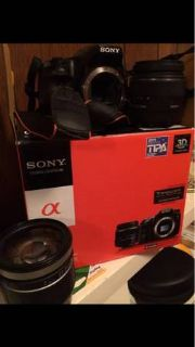 Sony a57 dslr slt camera