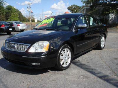 2006 Ford Five Hundred Limited (BLK)
