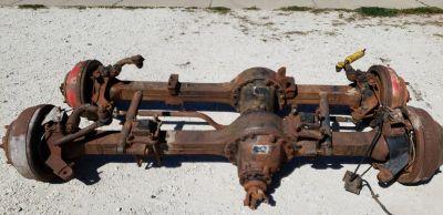 F106 steer axles