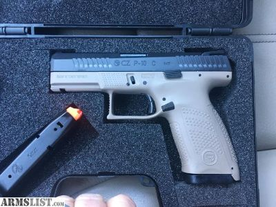 For Sale/Trade: CZ P-10C