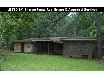 3 Bed 2 Bath Foreclosure Property in Dearing, GA 30808 - Larkin Rd