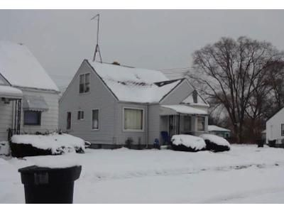 3 Bed 1 Bath Foreclosure Property in Detroit, MI 48228 - Grandville Ave
