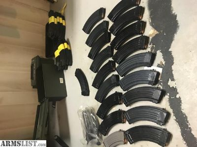 For Sale: AK 47 magazines