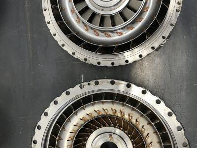 Transmission Specialties bolt together torque converter