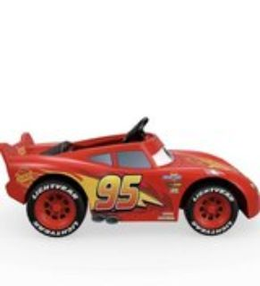 6v lighting McQueen ride on