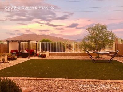 3-Bedroom/2.5-Bathroom Home with beautiful views in Sierra Morado!