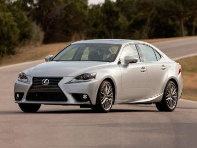 2014 Lexus IS 250 Base (Nebula Gray Pearl)