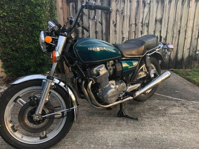1978 Honda CB 750