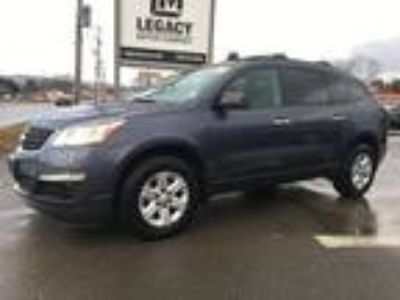 Used 2014 CHEVROLET TRAVERSE For Sale