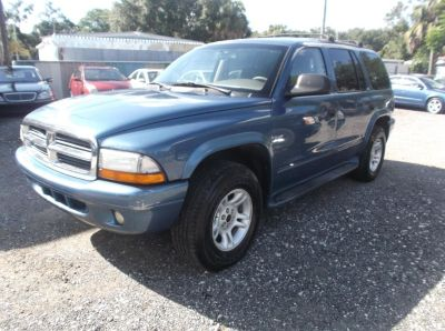 2002 Dodge Durango SLT (BLUE)