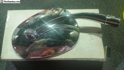 Exterior Drivers side mirror