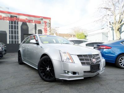 2010 Cadillac CTS 3.6L Premium (Radiant Silver)
