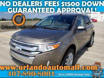 2014 Ford Edge Limited (Gold)