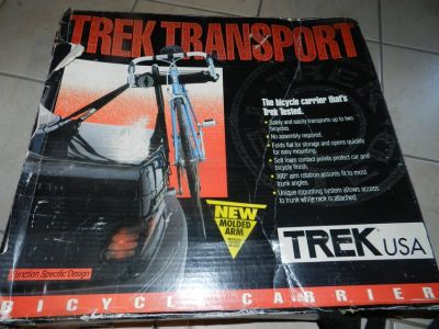 Trex Trans port Bicycle carrier