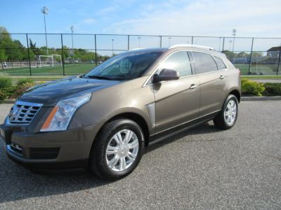 2014 Cadillac SRX Luxury Collection (Terra Mocha Metallic)