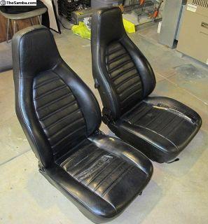 70's/80's Porsche Seats