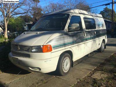 1997 VW Eurovan Camper!