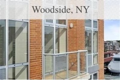 2 bedrooms Condo in Woodside. Will Consider!