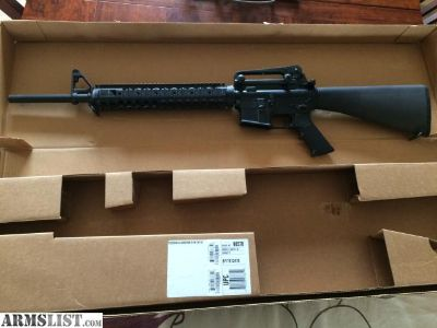 For Sale: NIB bushmaster 20 AR-15