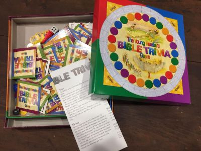 Young Readers Bible Trivia Game