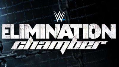 WWE Elimination Chamber - tixtm.com