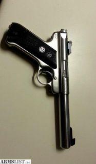 For Sale/Trade: Ruger MK II Target