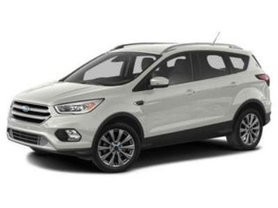 2017 Ford Escape Titanium (UG WHITE PLATINUM MET TRI-COAT)
