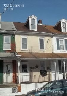 3 bed, 1 bath- 2.5 Story Brick Row Home