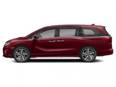 2019 Honda Odyssey Elite (Deep Scarlet Pearl)