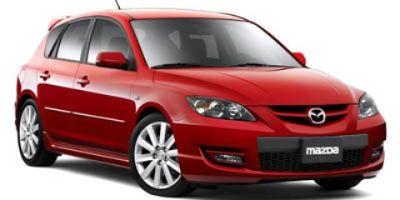 2008 Mazda MazdaSpeed3 Sport (Metropolitan Gray Mica)