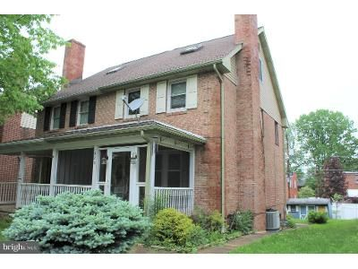 3 Bed 2 Bath Foreclosure Property in Lancaster, PA 17602 - E Fulton St