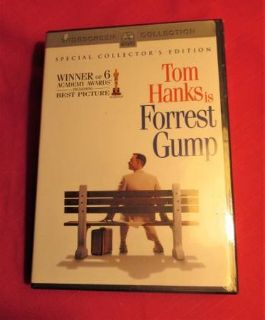 Factory Sealed Forrest Gump Special Collectors Edition 2-Disc DVD!