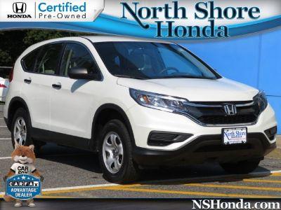 2015 Honda CR-V LX (white)