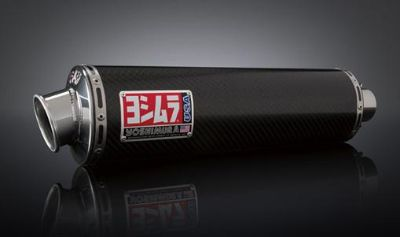 Buy Yoshimura RS-3 Carbon Fiber Bolt-On Exhaust 1998-2008 Kawasaki ZZR600 motorcycle in Ashton, Illinois, US, for US $362.24