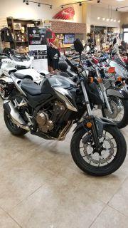 2016 Honda CB500F ABS Sport Motorcycles Mineola, NY
