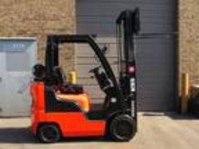 2010 LP Gas Nissan CPJ02A20PV