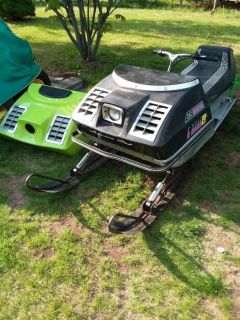 1973 Arctic cat Lynx 292