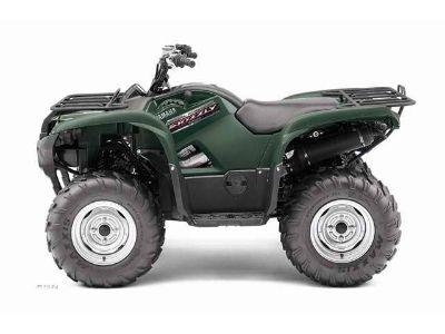 2012 Yamaha Grizzly 700 FI Auto. 4x4 Utility ATVs Ebensburg, PA