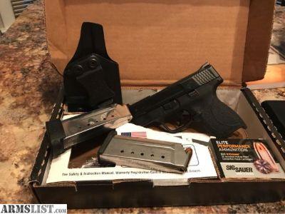 For Sale: LNIB Smith & Wesson M&P Shield 45