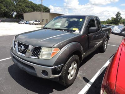 2005 Nissan Frontier  LE  King C