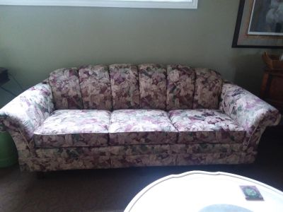 1980's Vintage Couch