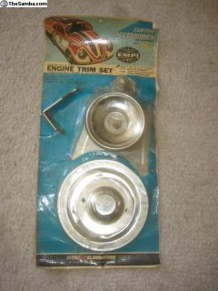 NOS Vintage EMPI 6V Engine Trim Set