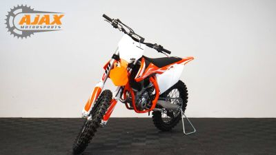2018 KTM 250 SX-F Motocross Motorcycles Oklahoma City, OK