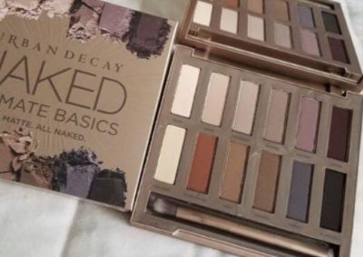 New Urban Decay Naked Ultimate Basics Eyeshadow Makeup + MORE $33 OBO~100% AUTHENTIC!