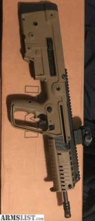 For Sale: IWI X95 FDE
