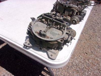 Chevrolet Quadrajet 4 Barrel Carburetor